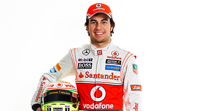 Car And Driver >> McLaren forever: New Car, Driver and Sponsors | 2013 ...