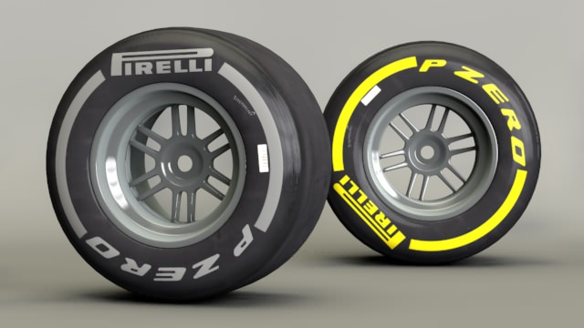 Tyre compounds